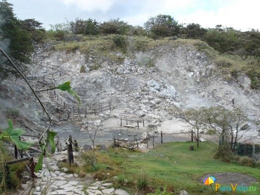 Вулкан Miravalles