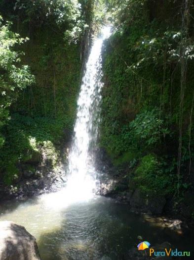 Один из водопадов Фреско