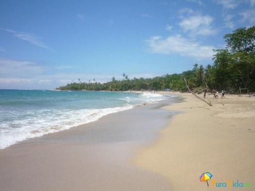 Пляж Пунта Ува