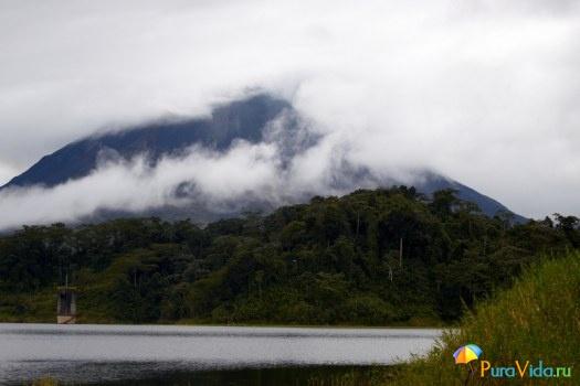 Пейзажи озера Аренал 2