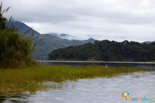 Пейзажи озера Аренал 3