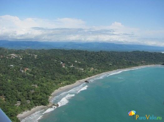 Пляж Эспадийа ( Мануель Антонио)