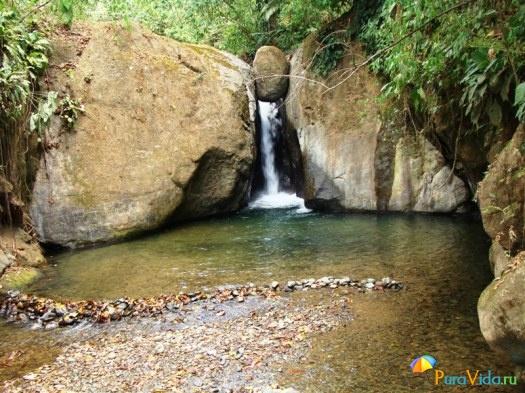 Водопад Верхель